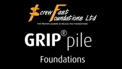 GRIP Pile Foundation Installation Video